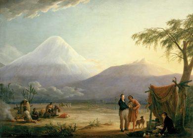 Qué provocó que Humboldt no explorara Nicaragua