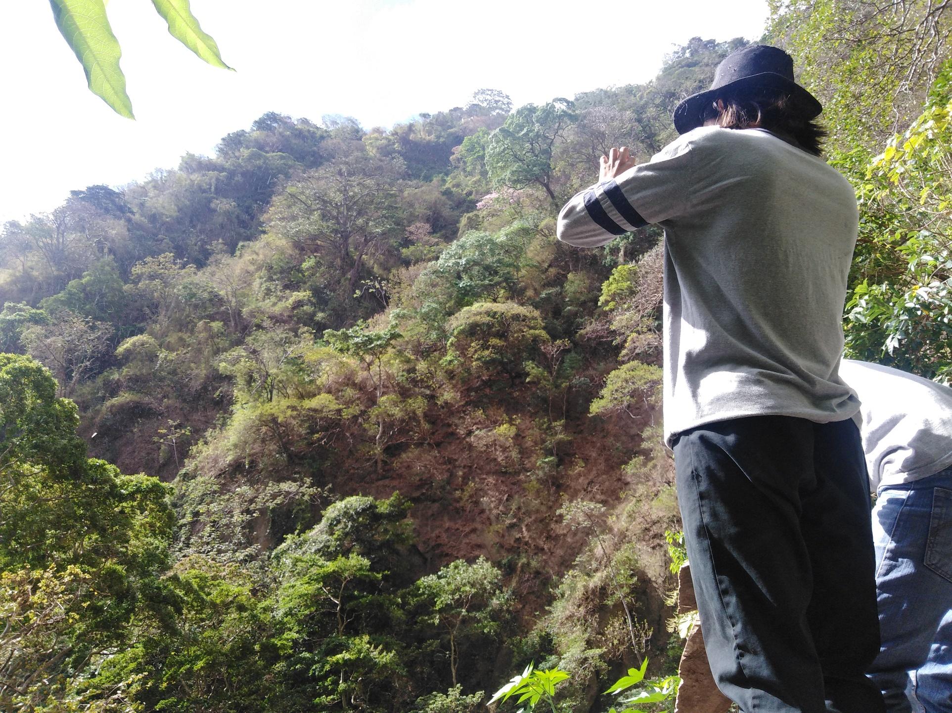 El aviturismo es uno de los productos turisticos que ofrece la reserva El Chocoyero El Brujo.